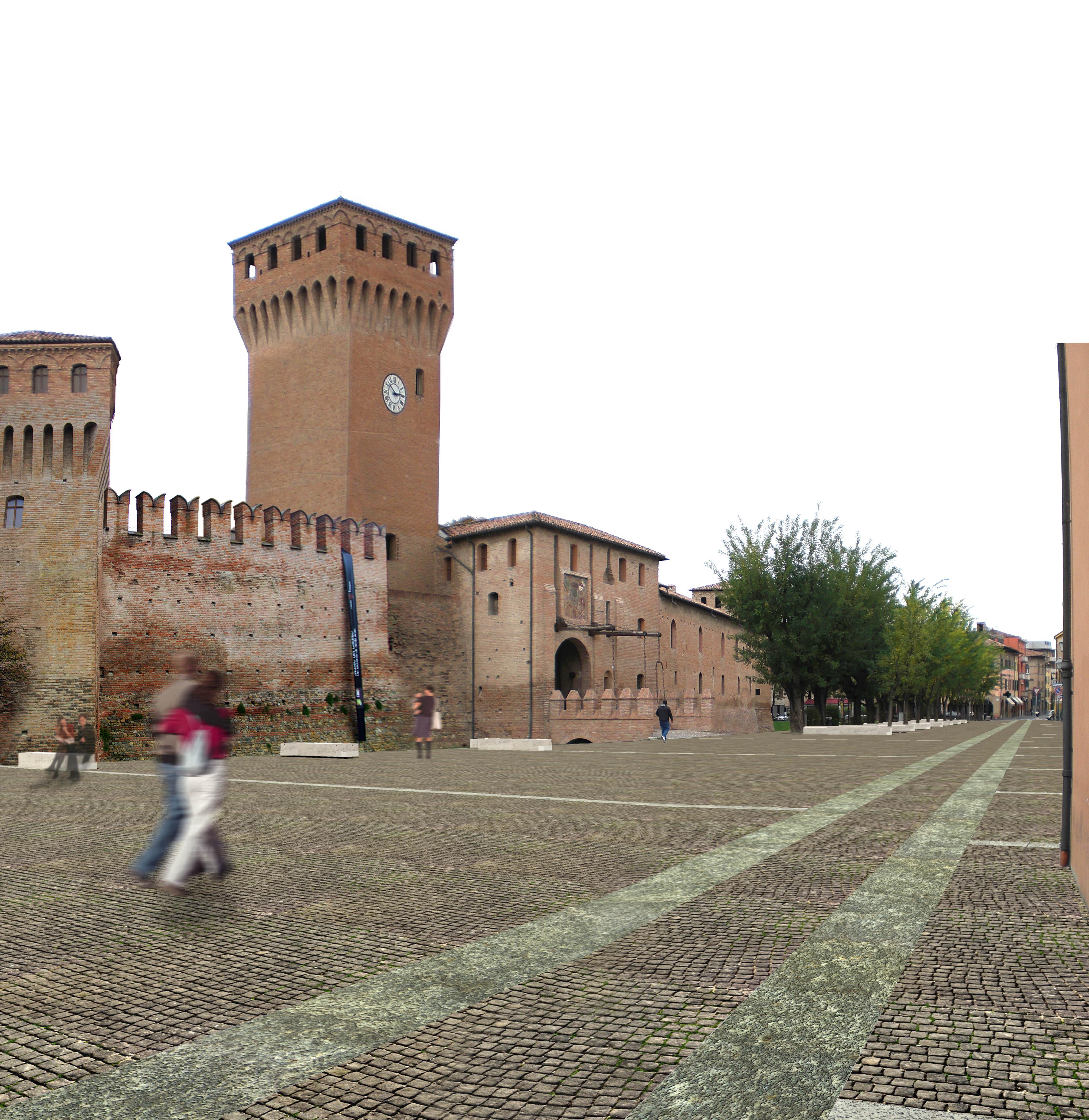 968e2dfdcc Riqualificazione del centro storico di Formigine | tomasocavalli