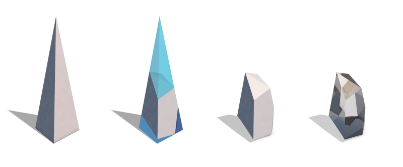 generazione cristallo