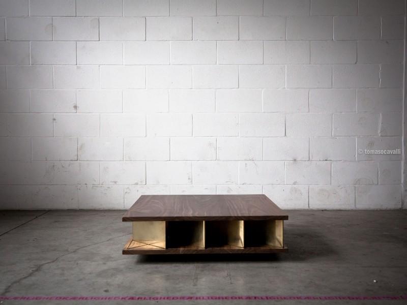 Matrice 4x4, tavolino